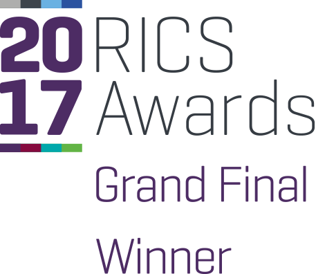 2017 RICS Award Winner