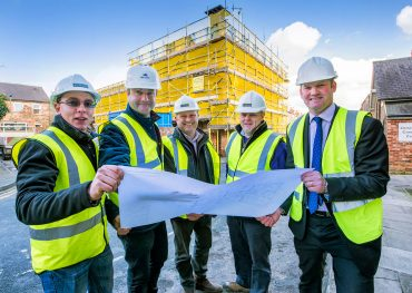 New life for part of York's brewing history as work starts on innovative housing scheme