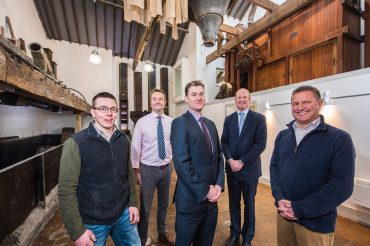New era for former Clementhorpe Maltings as new homes scheme completes