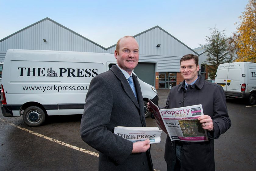 Newsquest takes unit at Northminster Business Park