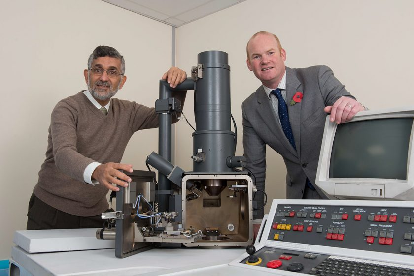 Advanced electron optical design company sees bright future at Northminster Business Park