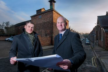 Plan for unique town houses brewing at historic Malting house