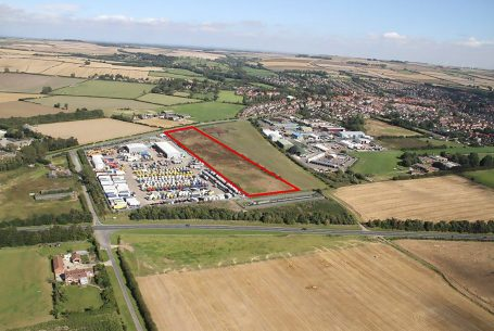 Broadminster Business Park, Market Weighton