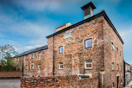 Clementhorpe Maltings, Lower Darnborough Street, York