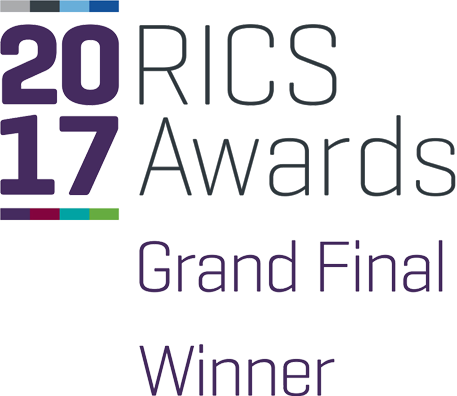2017 RICS Awards Grand FinalWinner - Northminster Properties