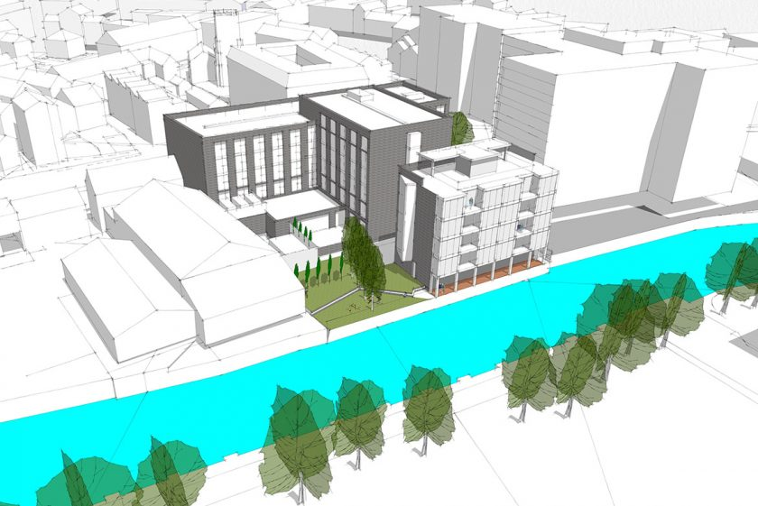 How new £25m York city centre hotel and apartment scheme may look