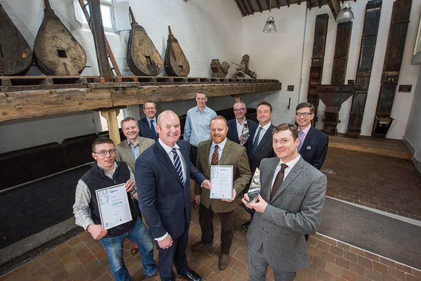 Top RICS homes award for Clementhorpe Maltings