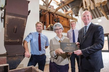 Third major award for Clementhorpe Maltings housing scheme