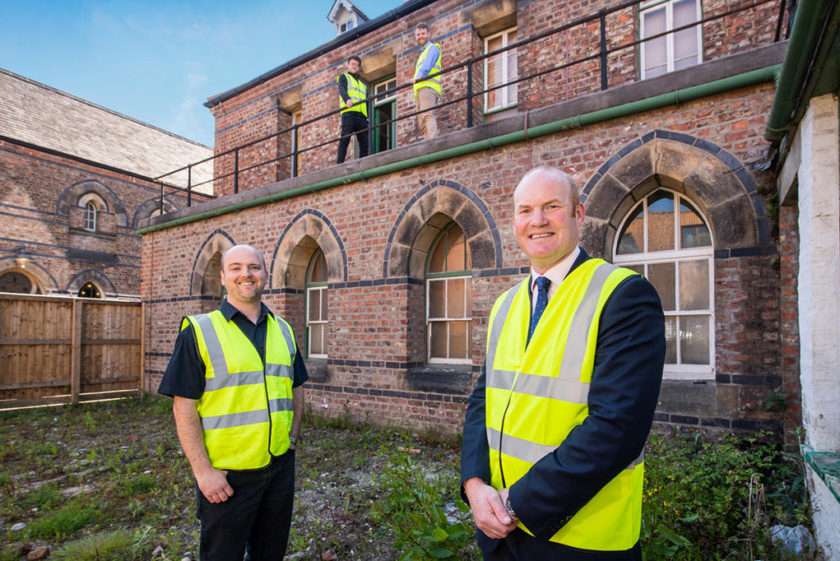 Award-winning developer to convert listed buildings into homes at former convent site
